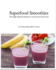 Superfood Smoothie eBook