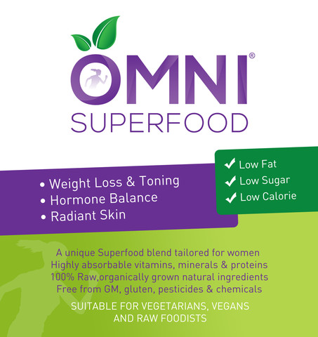 The female superfood blend is helpful for weight loss, toning, hormone balance, and radiant skin