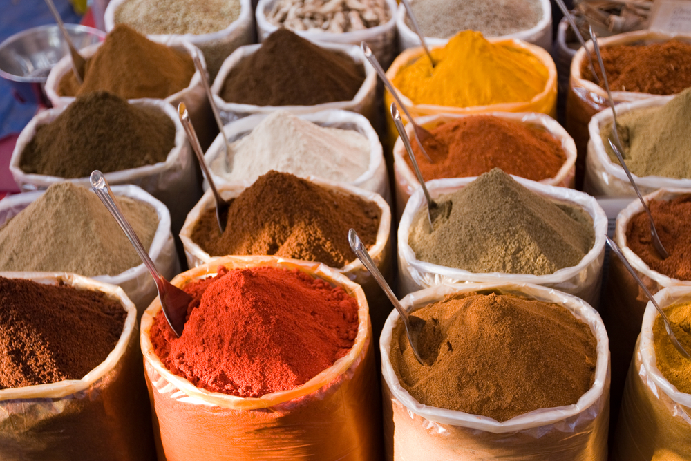 Ayurvedic superfood powders