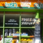 Fresh Healthy Eating Cafe
